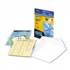 Fellowes Self-Laminating Sheets, 3mm, 9 x 12, 50/Box