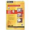Fellowes Laminating Pouches, 3mm, 14-1/2 x 9, 50/Pack #