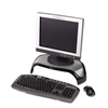 Fellowes Smart Suites Corner Monitor Riser, 3 7/8 to 5