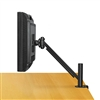 Fellowes Desk-Mount Arm for Flat Panel Monitor, 14-1/2