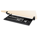 Fellowes DeskReady Keyboard Drawer, 20-1/2 x 11-1/8, Black Pearl # FEL8038302