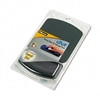 Fellowes Gel Mouse Pad w/Wrist Rest, Nonskid, 6-1/4 x 1