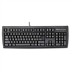 Fellowes USB Standard Keyboard w/Microban Antimicrobial