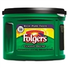 Folgers Ground Coffee, Classic Roast Decaffeinated, Gro