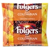 Folgers Coffee Premeasured Packs, Columbian, Ground, 1.
