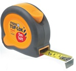 Fisco-Tape Measurers, Tuf - Lok Imperial 25' x 1 Tape,