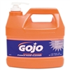 gojo natural orange pumice hand cleaner, hand cleaner, gojo pumice hand cleaner