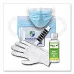 Green Rabbit, Safety 1st 5 Day Personal Protection Kit, GRR60000202