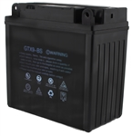 LIFAN 12-Volt 9 Amp Acid Cell Starter Battery #GTX9-BS