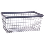 "R&B Wire Large Capacity 6 Bu. ""Big Dog"" Basket*"