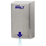 Palmer Fixture BluStorm Bolt High Speed Hand Dryer 110/120 V