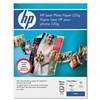 HP Glossy Color Laser Photo Paper, 8-1/2 x 11, 100 Shee