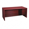HON 10500 Series Right Pedestal Desk, 66w x 30d x 29-1/