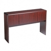 HON 10700 Stack-On Hutch for 60 Credenza, 56-5/8w x 14