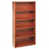 HON Valido 11500 Series Bookcase, 5 Shelves, 36w x 13-1