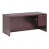 HON Valido 11500 Series Right Pedestal Desk, 66w x 30d