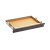 HON Laminate Angled Center Drawer, 22w x 15-3/8d x 2-1/