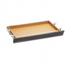 HON Laminate Angled Center Drawer, 26w x 15-3/8d x 2-1/