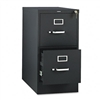HON 310 Series Two-Drawer, Full-Suspension File, Letter