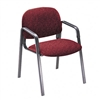 HON Solutions Seating Leg Base Guest Arm Chair, Olefin,