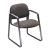 HON Solutions Seating Sled Base Guest Chair, Olefin, Gr