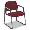 HON Solutions Seating Sled Base Guest Chair, Olefin, Bu