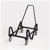 HON Olson Stacker Series Cart, 21-3/8 x 35-1/2 x 37, Bl