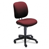 HON Comfortask Task Swivel/Tilt Chair, Burgundy # HON59