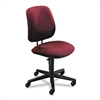 HON 7700 Series Swivel Task Chair, Olefin Fabric, Burgu