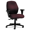HON 7800 Series Mid-Back Task Chair, Tectonic Wine # HO