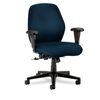 HON 7800 Series Mid-Back Task Chair, Tectonic Mariner #