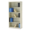 HON 600 Series Jumbo Open File, 5-Shelf, Steel, Lgl, 36