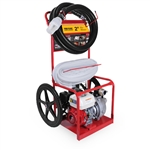 "BE Pressure HPFC-2065HR 2"" Fire Cart w/ Honda GX200 Engine,126 GPM"