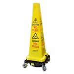 Bissell Hurricone Yellow Cordless/Rechargable 360 Degree Floor Dryer,  HSC6000