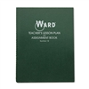 Ward Lesson Plan Book, Wirebound, 8 Class Periods/Day,