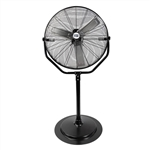 Ventamatic MaxxAir High Velocity 30 Inch Yoke Pedestal Fan # HVPF 30 YOKE
