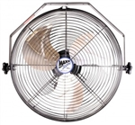 "Ventamatic MaxxAir 18"" 3 Speed Heavy Duty Wall Mount Fan # HVWM18"
