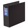 Find It Gapless Loop Ring Binder, 11 x 8-1/2, 5in Capac