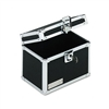 IdeaStream Vaultz Vaultz Locking Index Card File w/Flip