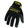 Ironclad Box Handler Gloves, 1 Pair, Black, Medium # IR