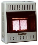 wall heater with thermostat