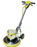 "Mercury 17"" Lo-Boy Floor Machine 175 RPM 1.5 HP L-17E"