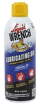GUNK Liquid Wrench Lubricating Oil Spray 11oz, Case/12, # L212