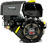 LF190F-BDQ-C 15HP Horizontal Shaft Electric and Recoil Start engine