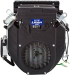 "LIFAN LF2V78F-2DQT V-Twin 22 hp Electric Start 1.125"" dia. Output Shaft, 3.5""-4"" Shaft Length"