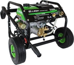 Lifan 3300 PSI Electric Start Pressure Washer  LFQ3370-CA