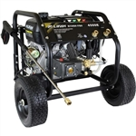 LIFAN Elite Series 4,500 PSI 4.0 GPM AR Tri-Plex Pump Electric Start Gas Pressure Washer with Stainless Steel Frame #LFQ4515E-Elite