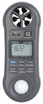 Reed LM-8000 4-in1 Multi-Function Meter Anemometer, Hum