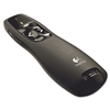 Logitech Wireless Presenter w/Laser Pointer, 50ft Proje