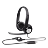 Logitech ClearChat Comfort USB Headset w/Noise-Cancelin